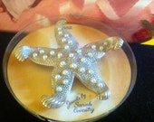Sarah Coventry Star Fish Brooch