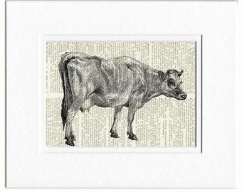 cow II dictionary page print