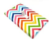 Bright Rainbow Chevron Remix Light Switch Cover Modern Home Decor Switchplate Switch Plate Outlet Dimmer