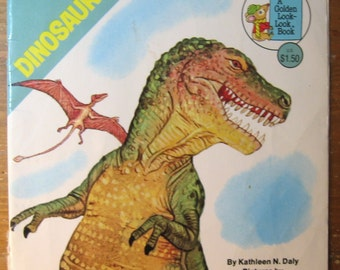 Book Cover: Dinosaurs
