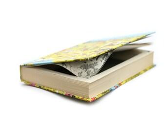 Zombies vs. Unicorns Hollow Book Box Handmade Unique Gift Secret Storage Booksafe Upcycled Zombie Unicorn - READY TO SHIP