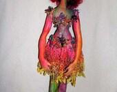 Patti Medaris Culea Doll Pattern -  Valandrial of the Green Elves - NEW