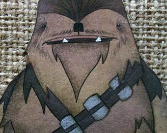 Chewbacca Star Wars Ornament