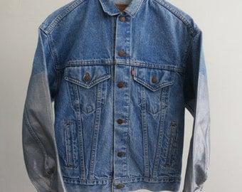 The Silver Sleeve Levi's Denim Jacket