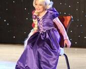 SALE CHILD SIZE Rapunzel Tangled Inspired Costume Wig - A True Enchantment Original