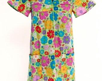 Trendy Print Dress