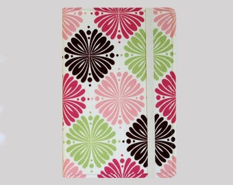 Kindle Cover Hardcover, Kindle Case, eReader, Kobo, Kindle Voyage, Kindle Fire HD 6 7, Kindle Paperwhite, Nook GlowLight Pink Green Brown