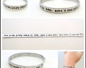 Hey Jude - Lullaby Cuff Bracelet
