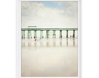 Amelia Island 5 (Pier) // Fine Art Giclée Print // Photography