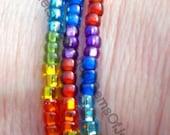 Rainbow Mix Bracelets