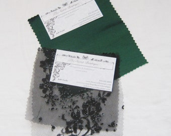 The Secret Boutique Fabric Samples 3 pack