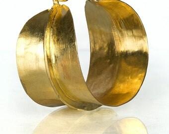 Bronze Fulani Cuff Bracelet