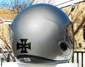 Tribal Dragon Reflective Decal  Dragon Helmet Sticker - Custom reflective helmet decals stickers