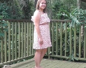 Fun Summer Dress(2XL)