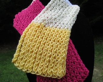 Aurora Inspired Childs Size Scarf... Free Shipping
