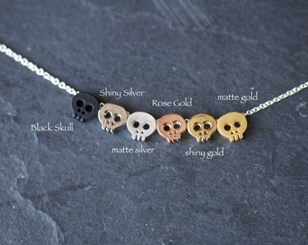 Skull Charm of your choice - one piece
