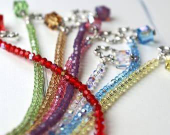 Swarovski Crystal Bracelet - Swarovski Simplicity