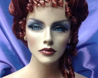 The Phantom of the Opera, Carlotta Wig