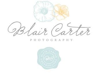 Premade Photography Logo and or Watermark
