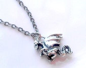 Dragon Necklace Gamer Gifts Gamer Girl Jewelry Teen Girl Gift Teen Boy Gift Women Trending Jewelry Popular Items
