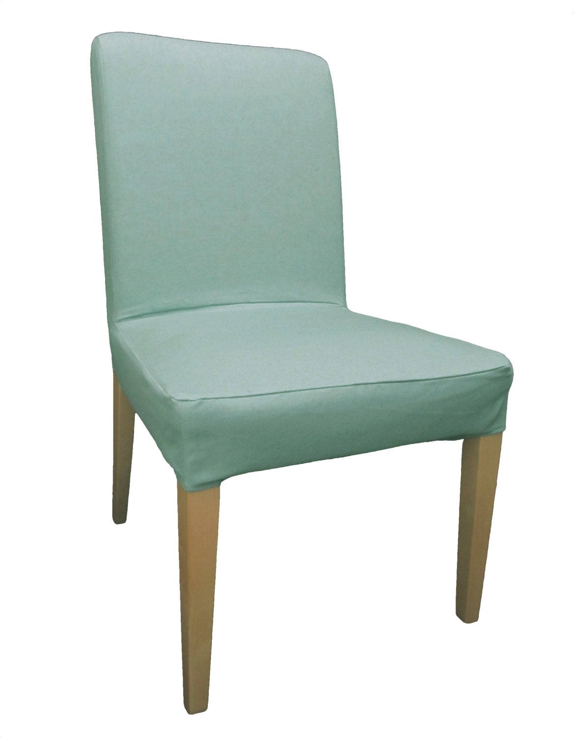 Slipcover for older ikea henriksdal dining chair by