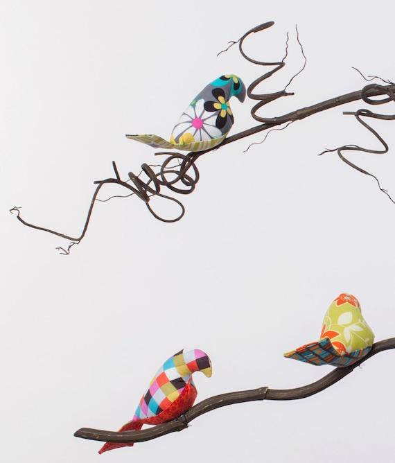 Sofia Collection - Single or Double Tier Bird Mobile