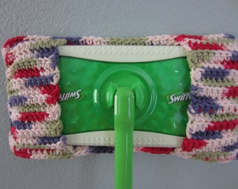 Crocheted Swiffer Cover