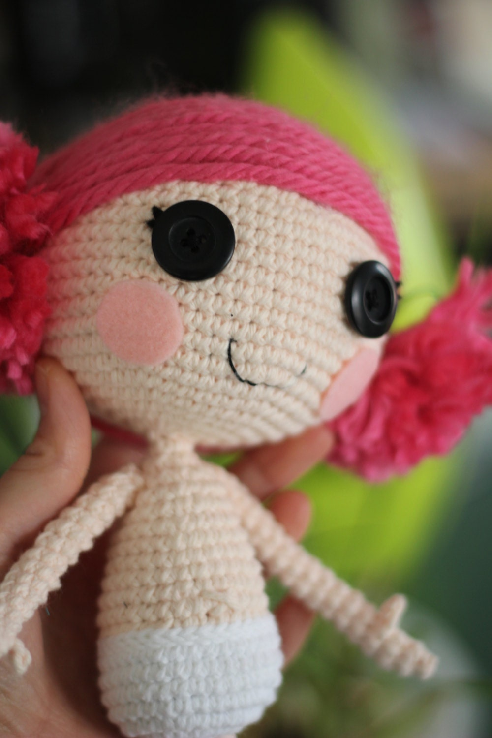 Amigurumi Askina Etsy : PATTERN: Crochet Amigurumi Doll by epickawaii on Etsy