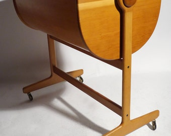 Nanna Ditzel 1960's Rocking Cradle