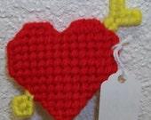 1893 Heart Pencil Pal