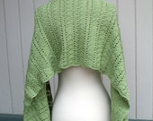 Crochet Pattern-- Destiny Shawl --Crochet Pattern