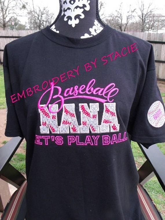 Items Similar To Custom BASEBALLSOFTBALL NANA Lets Play