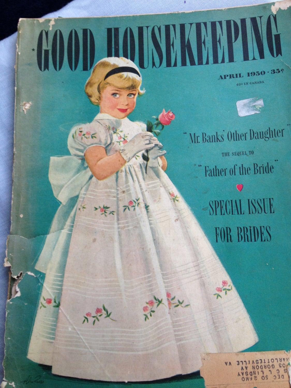 vintage fine housekeeping articles