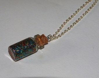 Bright Bottled Glitter
