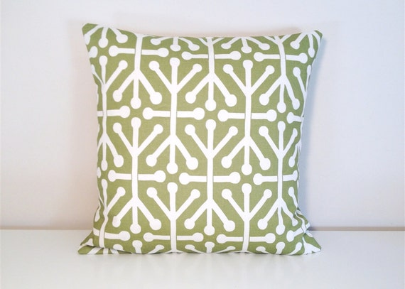 Throw Pillows In Clearance : 50% OFF CLEARANCE Throw Pillow Cover. Olive by thebluebirdshop