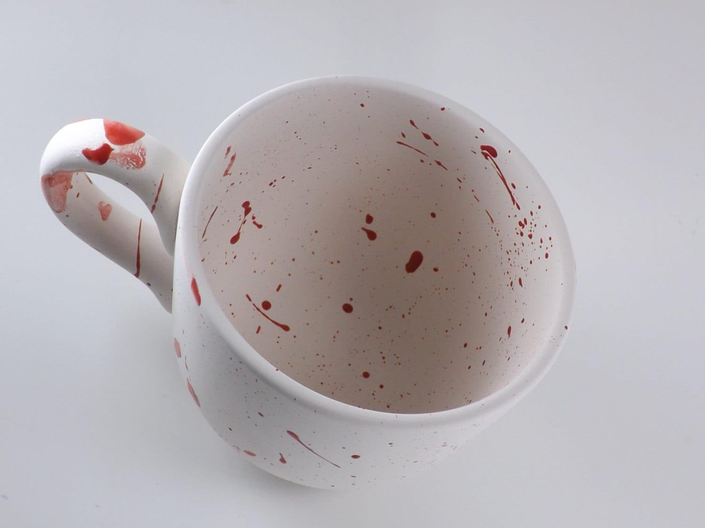 blood splatter coffee mugs - photo #18