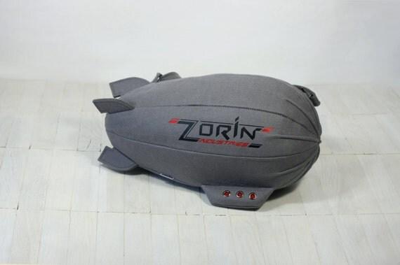 Zorin Dirigible Bag Zorin Blimp Purse (from James Bond Movie)