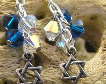 Hanukkah Earrings