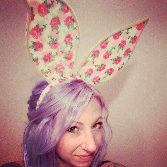 rosette ears stockings - photo #38