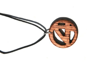 Fantastic Four Symbol Pendant Necklace
