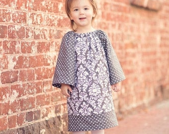 Peasant Dress - Girl, Toddler Girl - Available in size 5T, 6, 7/8