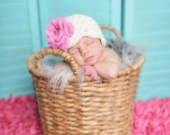 girls hat, baby hat, newborn hat, baby girl hat, newborn baby hat, newborn girls hat,  crochet baby hat