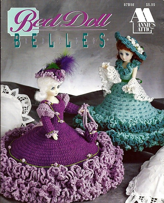Bed Doll Belles Doll Clothes For 15 Inch By Grammysyarngarden