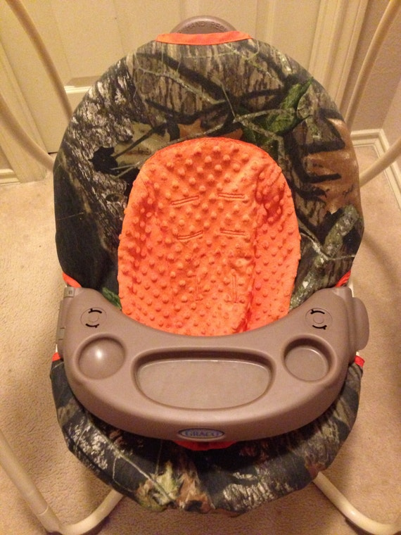 Graco Baby Swing Cover Realtree And Orange