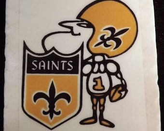 New Orleans Sir Saints Football Coaster