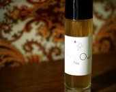 Pink Owl No. 1 - 1/3 oz Roll-on - Cedarwood - Sandalwood - Guaiacwood - Vetiver - Almond - Vanilla Bean - Artisan Perfume Oil - Sweet Woods