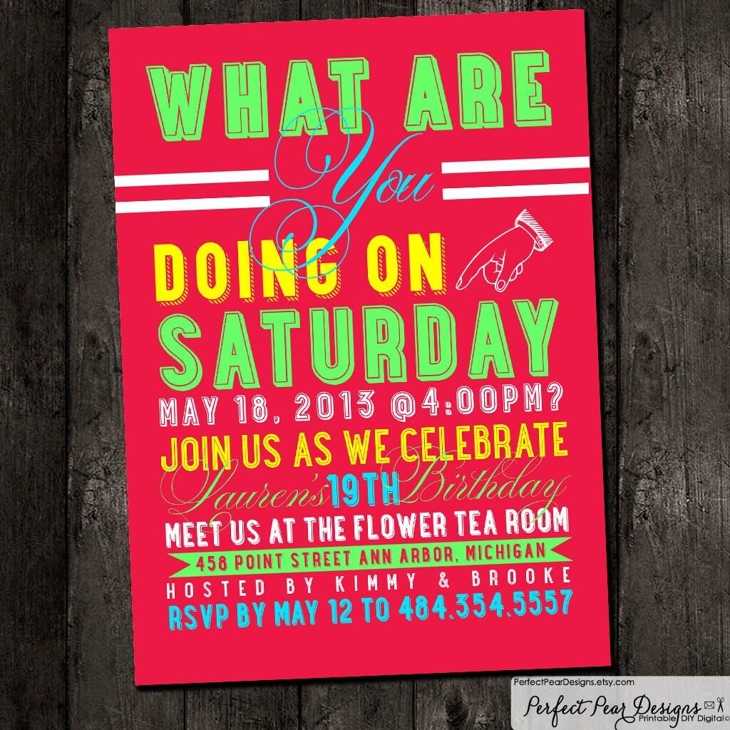 Sweet 16 Invite Ideas was good invitations layout