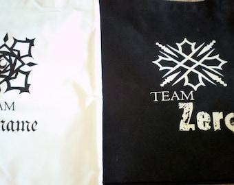 Vampire Knight Tote Bags
