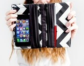 SmartPurse for iPhone and Android- Water-Resistant Plastic Pocket