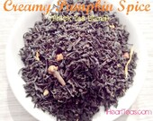 Creamy Pumpkin Spice (Black Tea Blend)